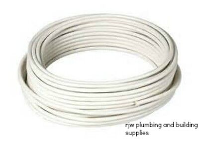 10 Metre Coil 8Mm Pvc Copper Coated Tube/pipesuitible Gas/water/oil/heating