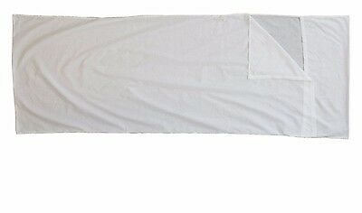Yellowstone Sleeping Bag Liner Envelope Lightweight Camping Poly Cotton