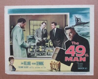 THE 49TH MAN (G) MOVIE POSTER ...