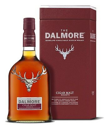 Dalmore Cigar Malt Reserve Single Malt Scotch Whisky 700ml