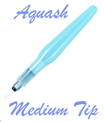 Pentel Aquash Water brush pen Medium tip