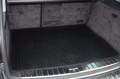 Bmw 5 Series Estate F11 (2013 Onwards) Tailored Rubber Car Boot Mat (3484)