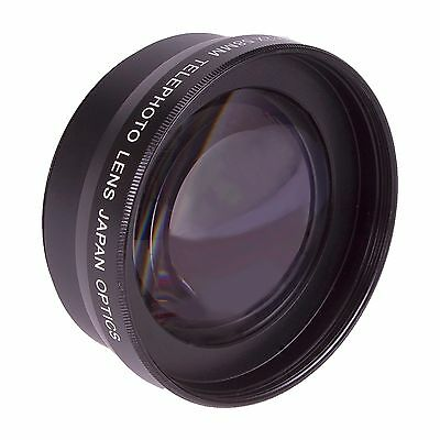 40.5MM 2.2X Telephoto ZOOM Lens for NIKON 1 S1 S2 HD TELEPHOTO LENS