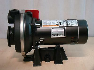 Sta-Rite 1-1/2HP Convertible Jet Pump 3450Rpm 1PH PLF-2L