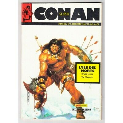 Conan Super (MON Journal) N° 4 - Comics Marvel