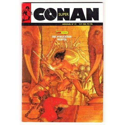 Conan Super (MON Journal) N° 31 - Comics Marvel