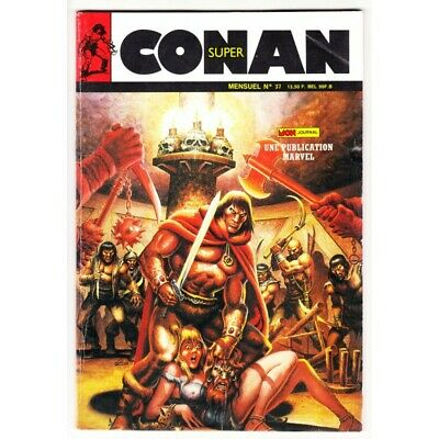 Conan Super (MON Journal) N° 37 - Comics Marvel