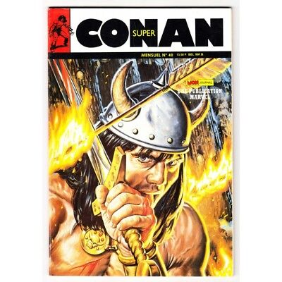 Conan Super (MON Journal) N° 40 - Comics Marvel