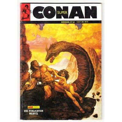 Conan Super (MON Journal) N° 44 - Comics Marvel