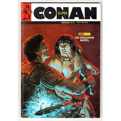 Conan Super (MON Journal) N° 45 - Comics Marvel