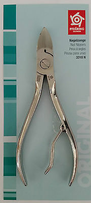 Pfeilring 3310N Nail Nippers Lap-Joint Nickel-Plated 120mm - Made in Germany