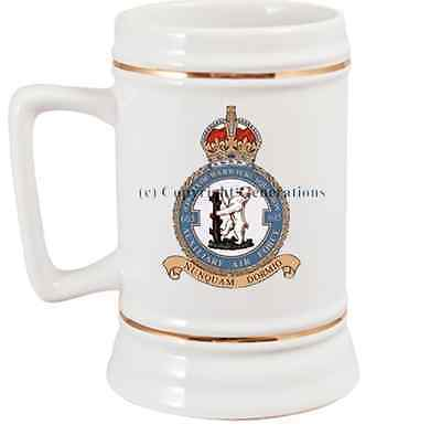 Royal Air Force 605 Squadron Beer Stein
