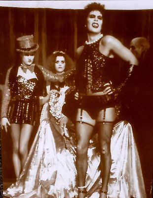 Rocky Horror Picture Show Sepia Poster