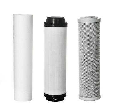Reverse Osmosis RO Filtration Home Drinking Water Filter System Replacement 10""