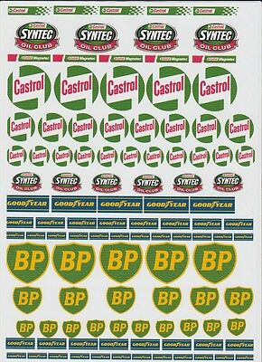 200Mm X 280Mm Uncut Self Adhesive Paper Signs For Billboards Garages 16-36Mm.