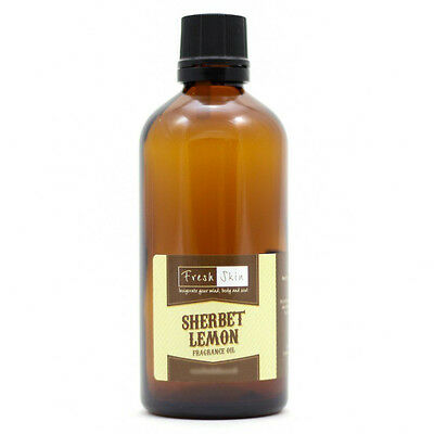 Sherbet Lemon Fragrance Oil - Cosmetic grade can be used in soaps, candles etc