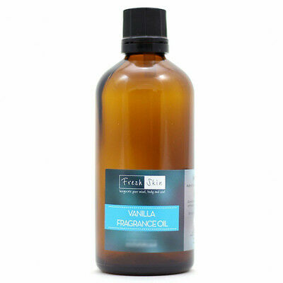 Vanilla Fragrance Oil - Cosmetic grade can be used in soaps, candles etc