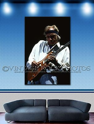 Mark Knopfler Dire Straits Poster Photo 24x36 in '80s Live Concert Canon Print 2