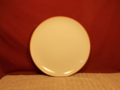 Noritake China Colorwave Raspberry 8045 Pattern Dinner Plate 10 3/4""