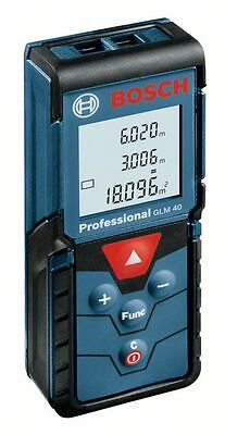 Bosch GLM 40 Laser Measurer Range Finder 0601072900