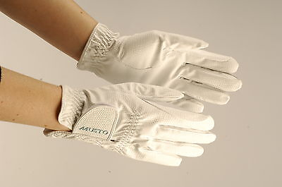 Musto Competition Gloves - White