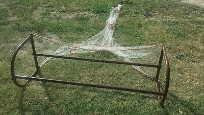 "Beam Trawl net 16' long bag, 5.2' Mouth 2"" Full Mesh Flounder/pollock"