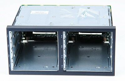 "HP DL380 G6 Second HDD Cage 8x 2.5"" Festplatten 496074-001 Backplane 507690-001"