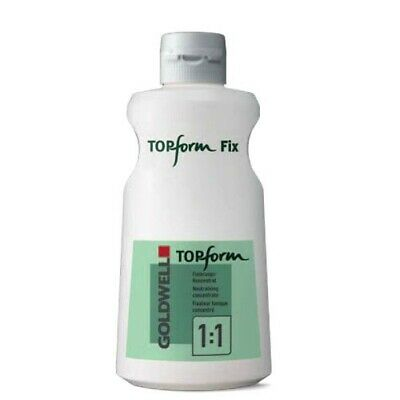 Goldwell Top Form-Wave Fixierung 1:1 1000 ml