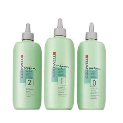 Goldwell Top Form-Wave 2 porös 500 ml Dauerwelle