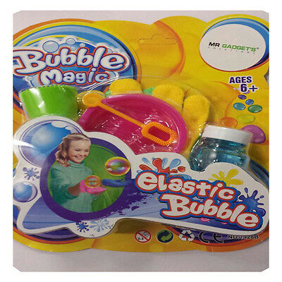 Quality Magic Juggle Bubble Complete Kit – Catch, Pass & Bounce - Unlimited Fun