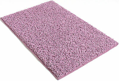 Chic Lavender Purple Custom Carpet Area Rug