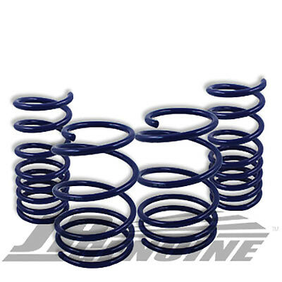 SUSPENSION COIL LOWER LOWERING SPRINGS SET BLUE for ALTIMA 02-06