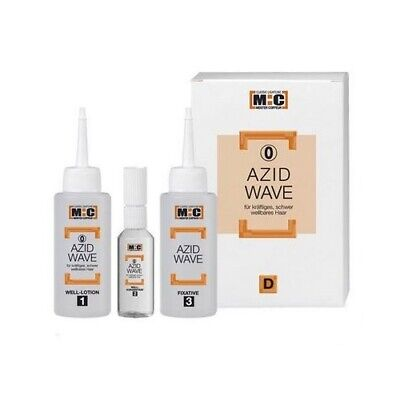 M:C Meister Coiffeur Azid Wave D Set 0 - 2 x 80 ml