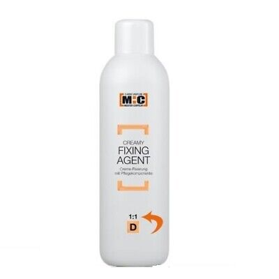 M:C Meister Coiffeur Creamy Fixing Agent 1:1 D 1000 ml Fixierung