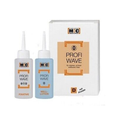 M:C Meister Coiffeur Profi Wave D Set 0 - 2 x 80 ml