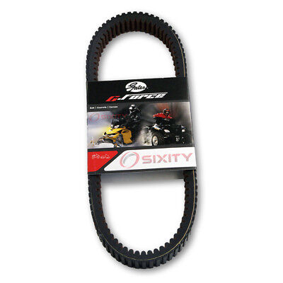 Gates 30G3750 G-Force ATV Drive Belt 420280360 715000302 715900030 715900212 wp
