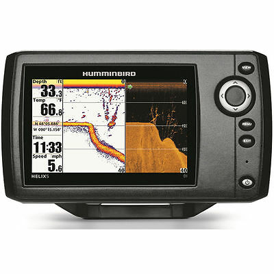 Humminbird Helix 5 DI Fishfinder 409600-1 - NOT A GPS