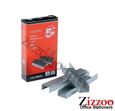 Staples 23-8 – Heavy Duty - Box Of 1000 - Great Price + Free P&p!