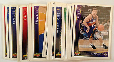 Lot 24 Cartes De Basket Nba Upper Deck 1994
