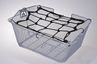 Net Cargo Net for Bicycle baskets Bike basket Fahrrad Luggage Fastening
