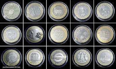 PROOF £2 Two Pound Coins 1989-2018 - Various Years - Royal Mint UK