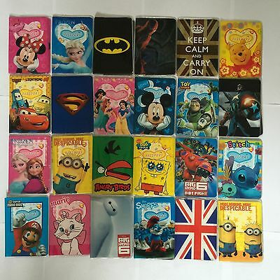 Kids Childrens Passport Cover Holder Protector Boys Girls