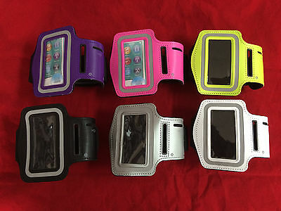 EXERCISE Sport Running Gym Armband Cover POUCH For Apple iPod Nano 7 New 7th gen