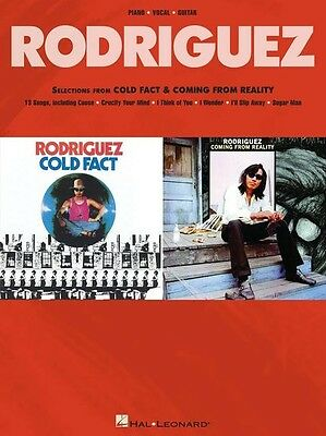 Rodriguez Selections From Cold Fact & Coming From Reality - 9781480361027