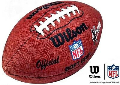WILSON NFL EXTREME American Football Ball Soft Grip