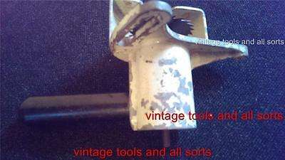 vintage bridges hand drill saw,hand tools,carpentry,woodworking