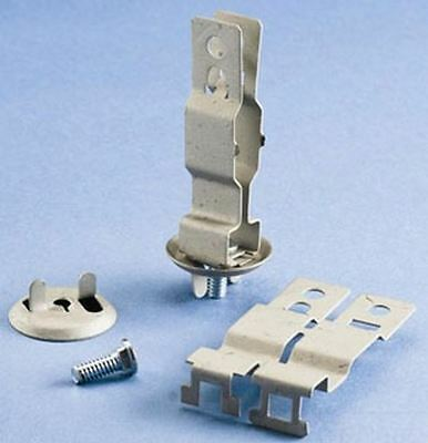 "(100) Erico Caddy IDS15 Independent Support Clip for 1"" Acoustical Tee Bar"