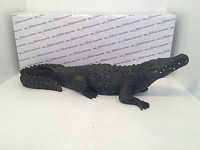 Animal Planet Figurine Large Crocodile Figurine Ornament BRAND NEW BOXED