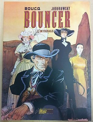 Bouncer: l'INTEGRALE di Jodorowsky e Boucq ed.Magic Press NUOVO SCONTO 50%