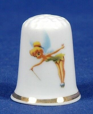 Tinkerbelle 'Exclusive' China Thimble B/57